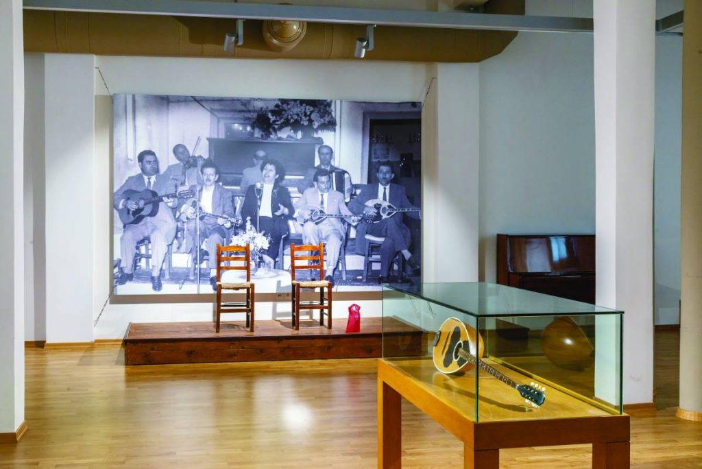 Μουσείο Βασίλης Τσιτσάνης, Τρίκαλα