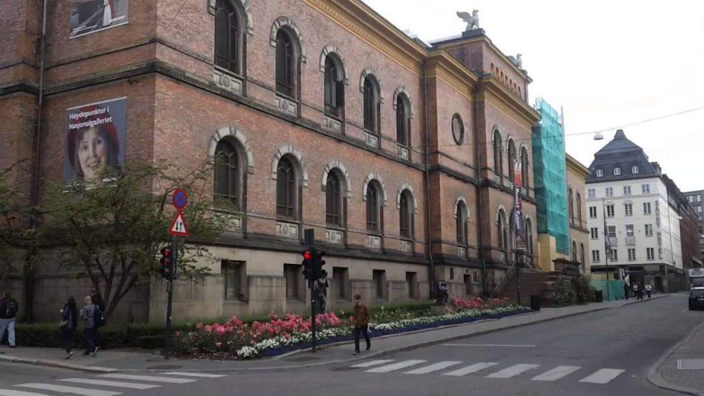 Εθνική Πινακοθήκη του Όσλο