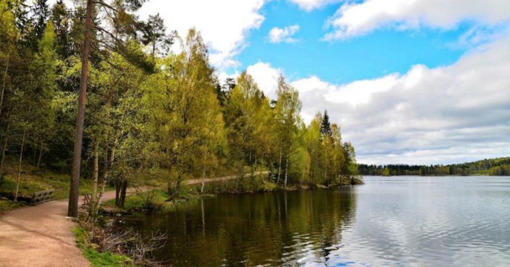 Δάσος Νορντμάρκα (Nordmarka)