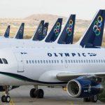 Olympic Air αεροπλάνα