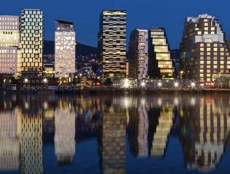 Όσλο, Νορβηγία - οδηγός, ταξίδι