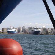 Πλοία - μέτρα για τις μετακινήσεις