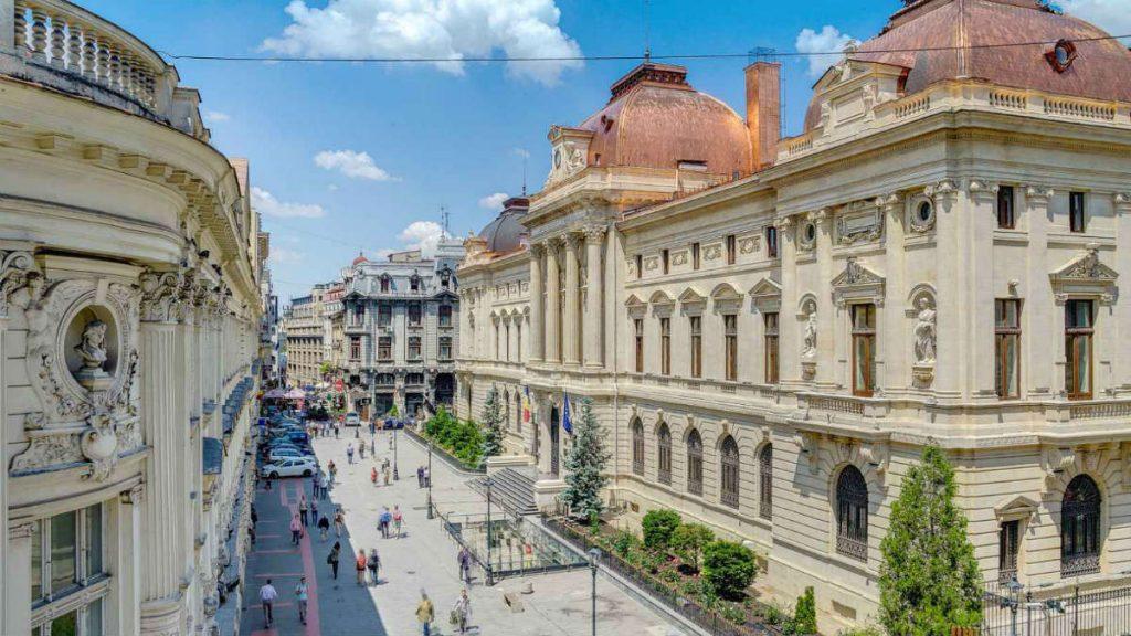 Βουκουρέστι, Ρουμανία