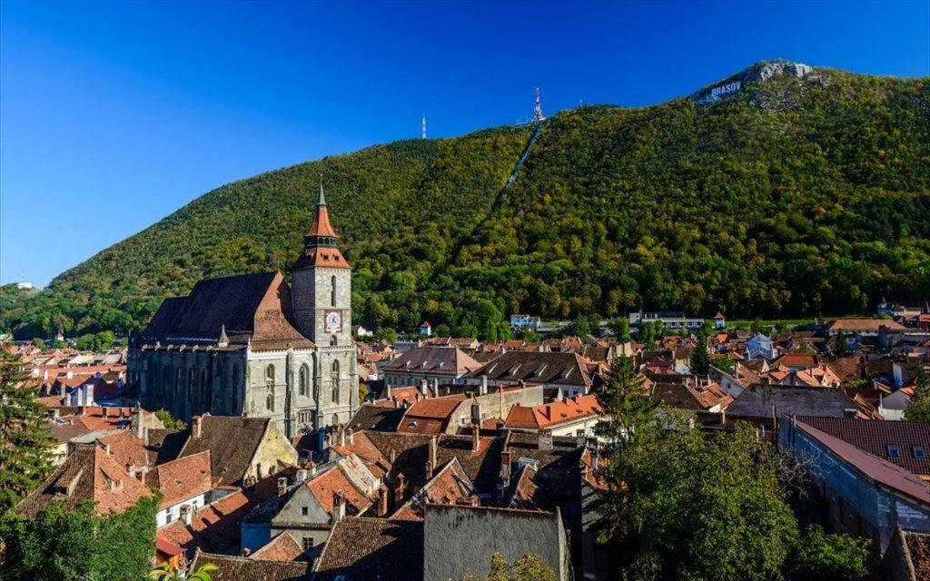 Πόλεις στη Ρουμανία - Μπρασόβ