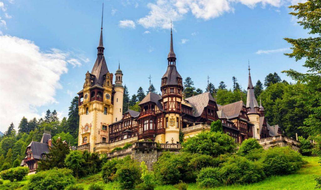 Ρουμανία κάστρο