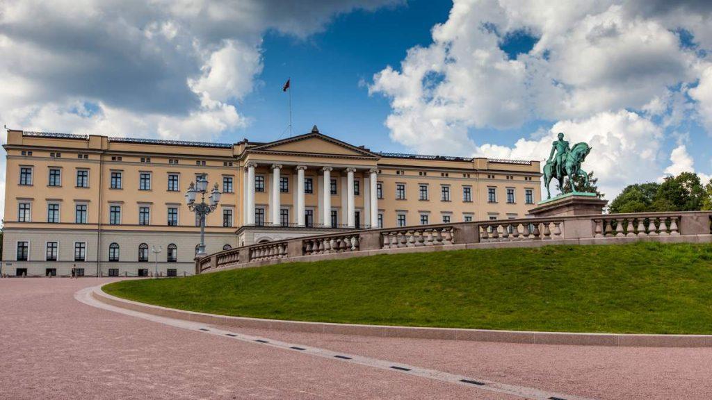 Βασιλικό Παλάτι, Όσλο