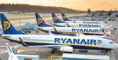 Ryanair προσφορά: Πραγματοποιήστε ταξίδια στο εξωτερικό τον Αύγουστο μόνο από 24,99 ευρώ