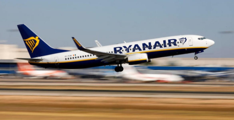 Ryanair πτήσεις