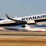 Ryanair απογείωση