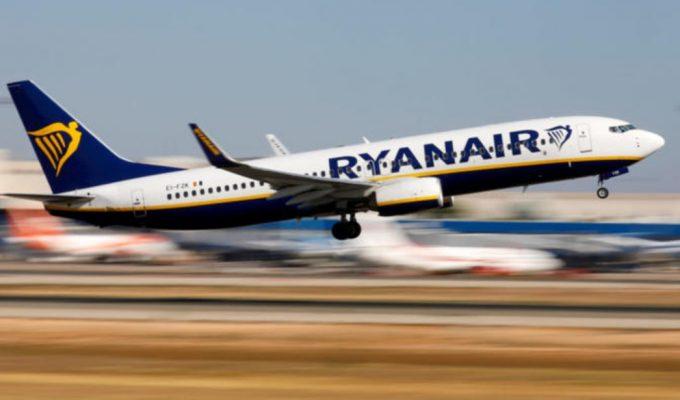 Ryanair voucher