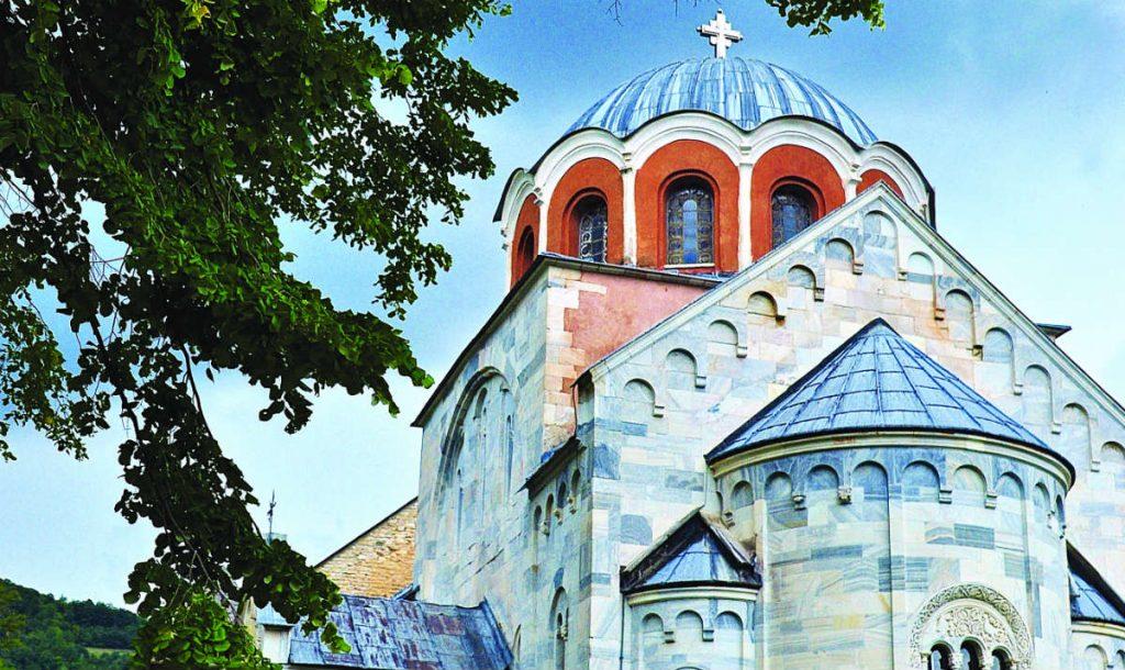 Μοναστήρι Στουντένικα