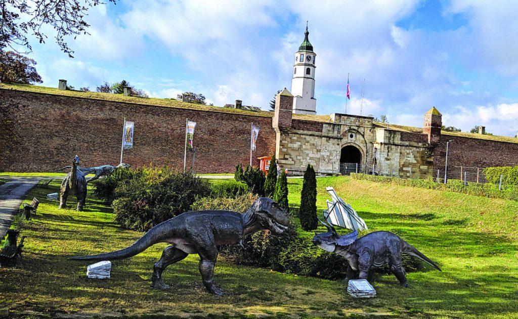 Φρούριο Κελαμεγκντάν, Βελιγράδι