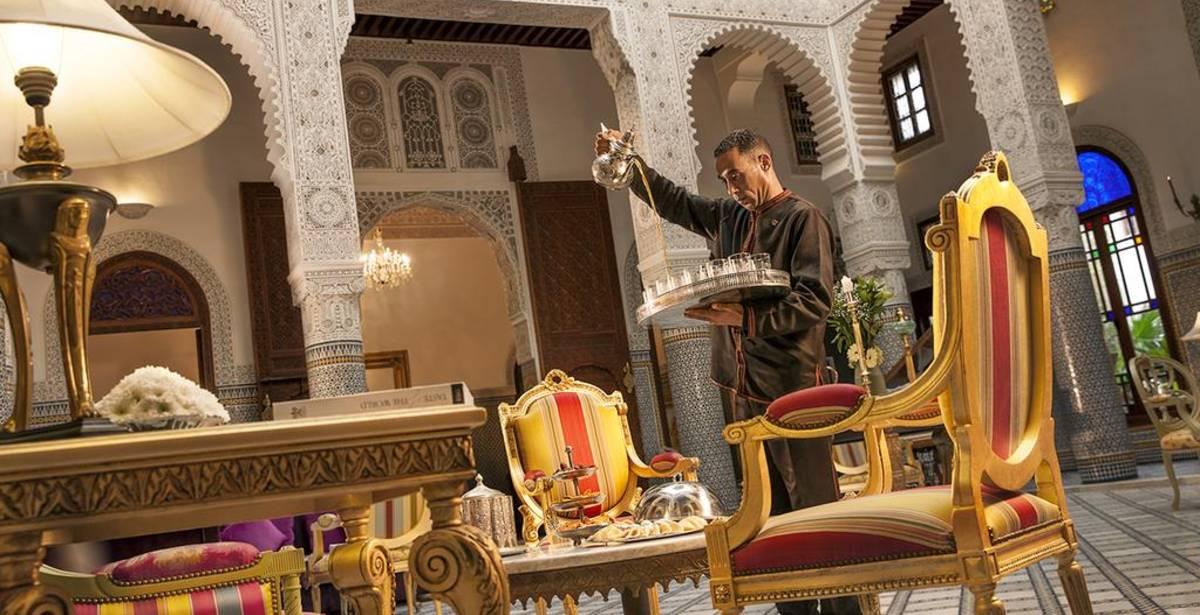 Διαμονή στη Φεζ - ριάντ και ξενοδοχεία