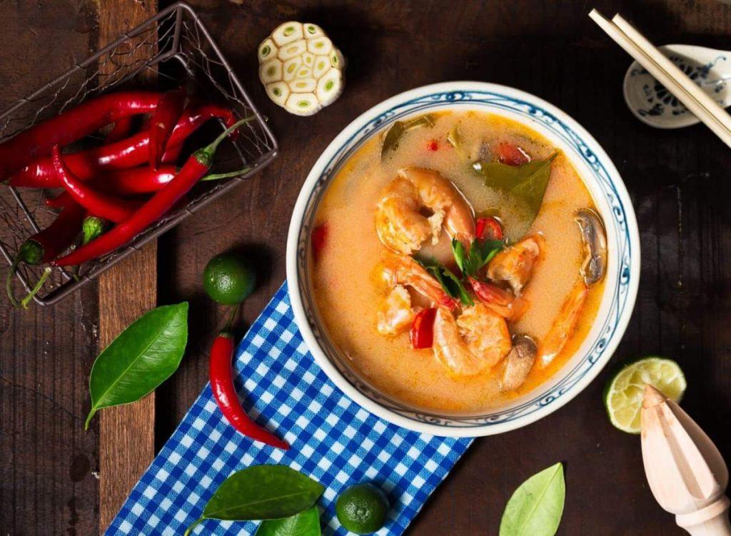Ταϊλανδέζικη κουζίνα - κουζίνες του κόσμου