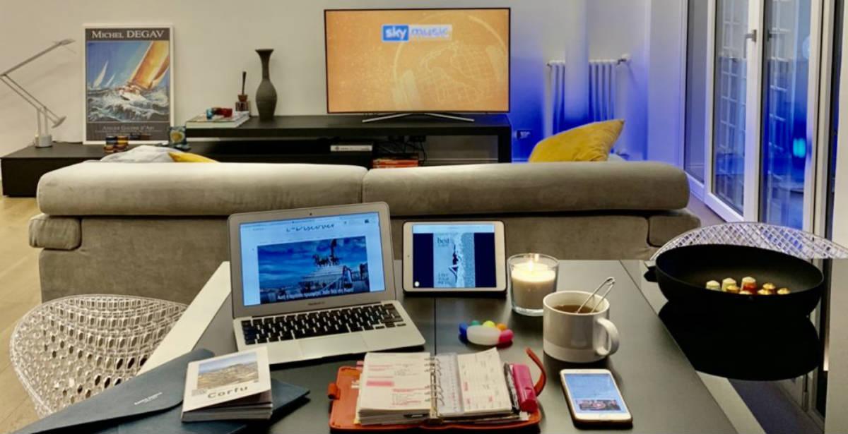 Εργασία εξ' αποστάσεως: Χρήσιμα tips από την travel blogger Τίτη Βελοπούλου!