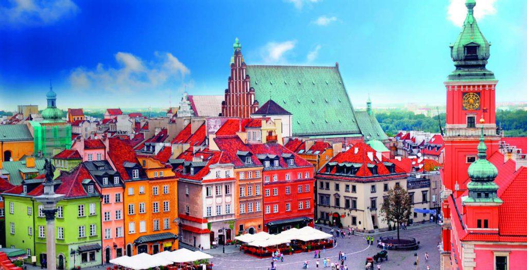 Παλιά Πόλη Βαρσοβία