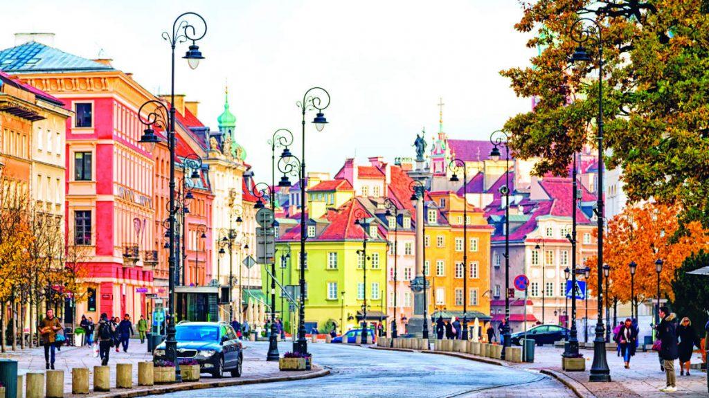 Βασιλική Οδός Βαρσοβία
