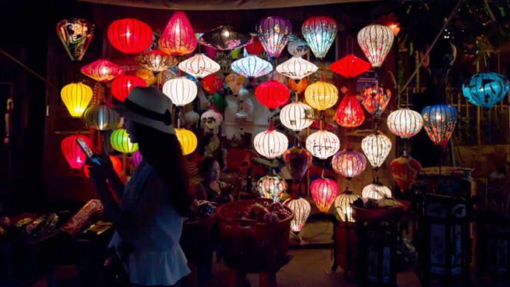 Βιετνάμ φανάρια