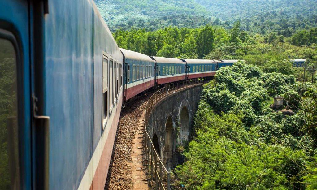 Reunification Express τρένο, Βιετνάμ