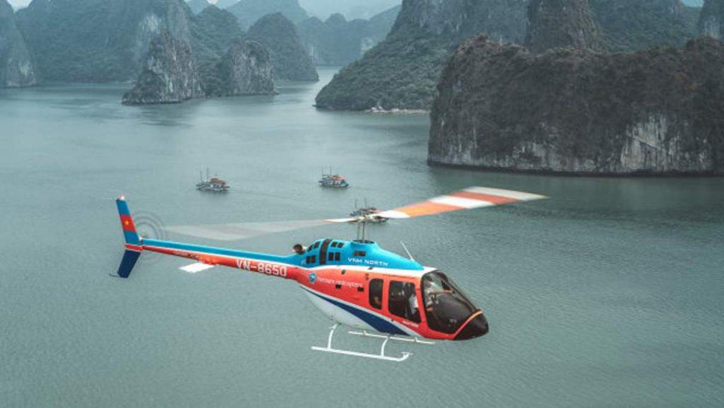 Βιετνάμ ελικόπτερο