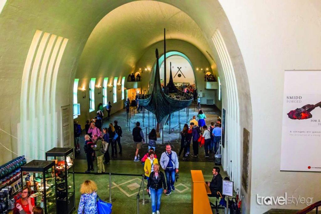 Μουσείο με τα Πλοία των Βίκινγκ