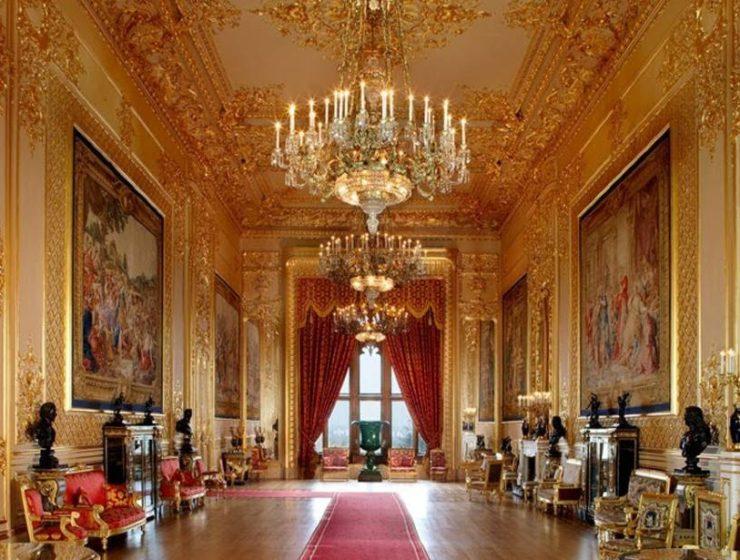 Buckingham ξενάγηση