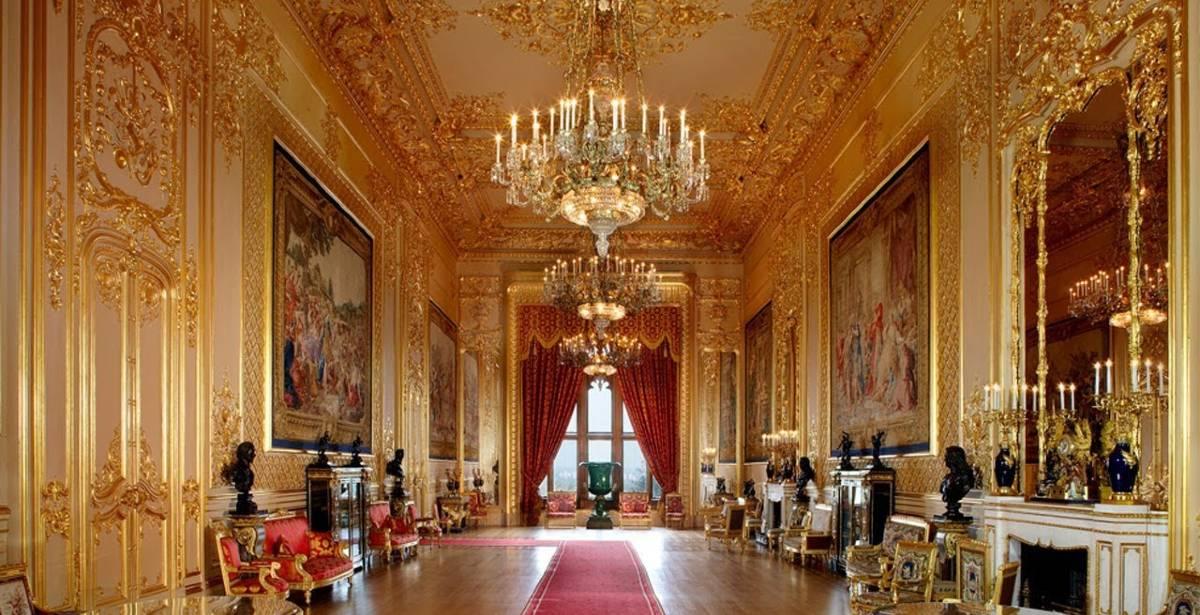 Ξενάγηση στο Buckingham… χωρίς να φύγετε από το σπίτι!