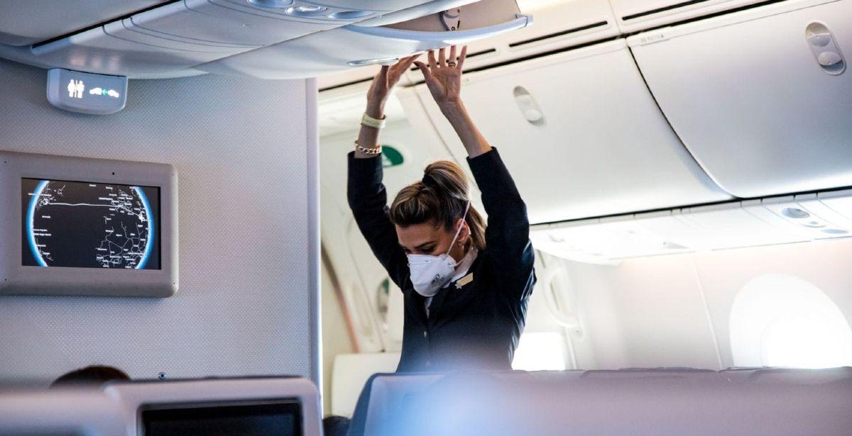 Πώς είναι να ταξιδεύει κάποιος εν μέσω πανδημίας; Συγκλονιστικές φωτογραφίες!