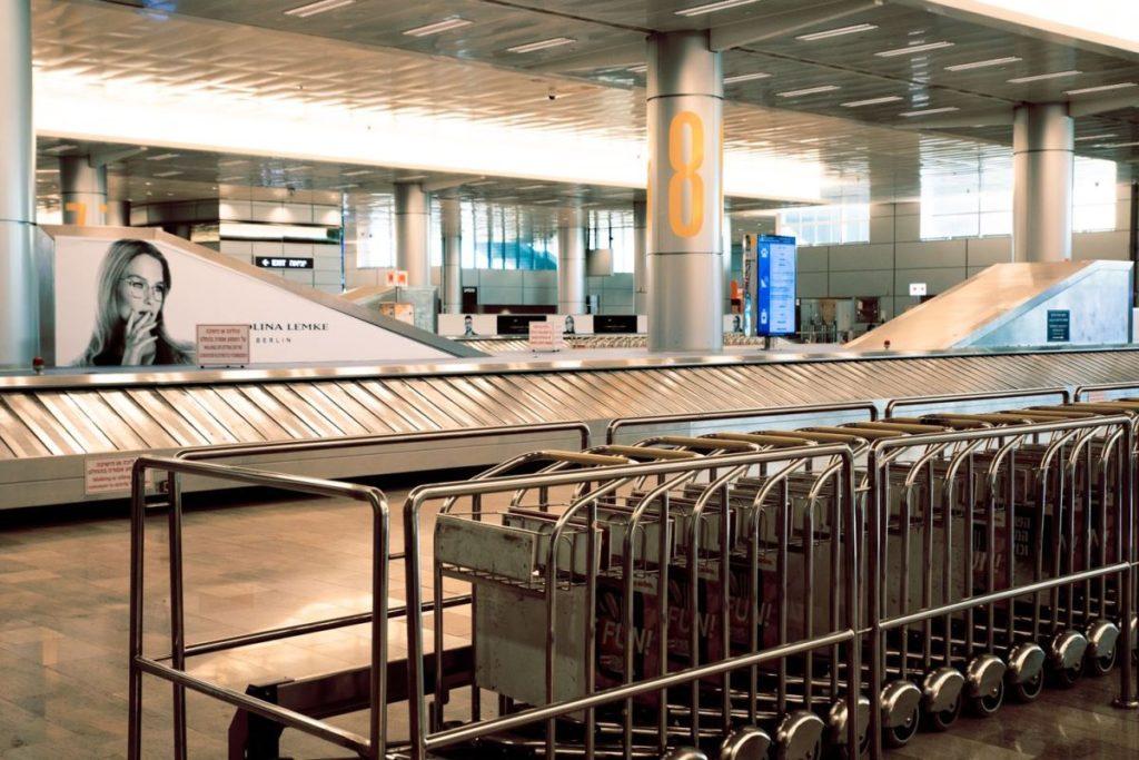 αεροδρόμιο Μπεν Γκουριόν, Ισραήλ
