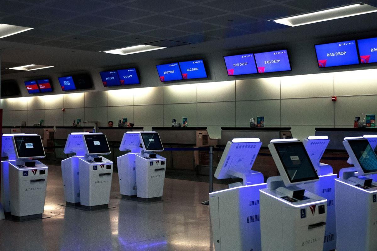 αεροδρόμιο Νιούαρκ της Νέας Υόρκης