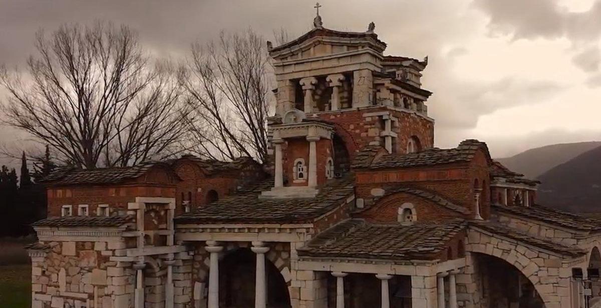 Μία από τις πιο παράξενες εκκλησίες του κόσμου βρίσκεται στην Ελλάδα! (video)