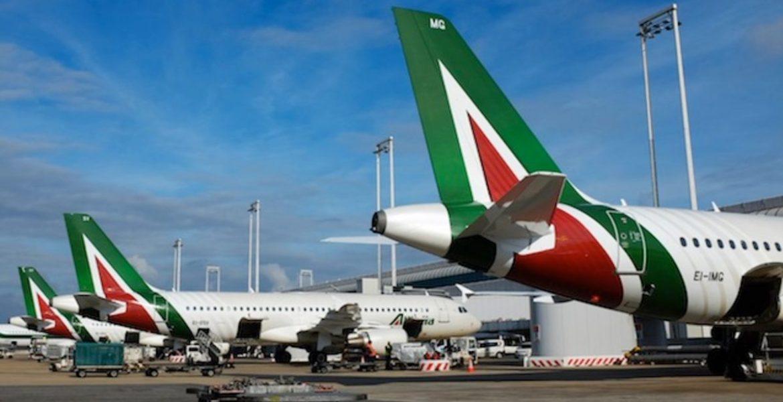 Alitalia εξελίξεις - νέα