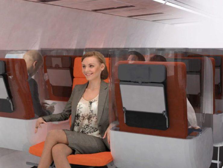 Οι οικονομικές θέσεις στα αεροπλάνα μετά τον κορονοϊό
