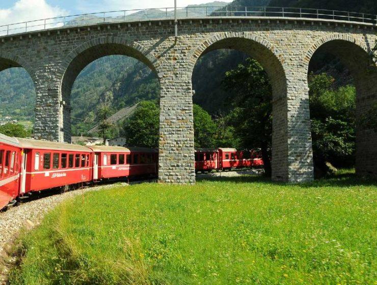 Εικονικά ταξίδια με τρένο