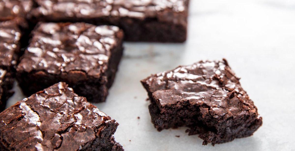 Brownies συνταγή
