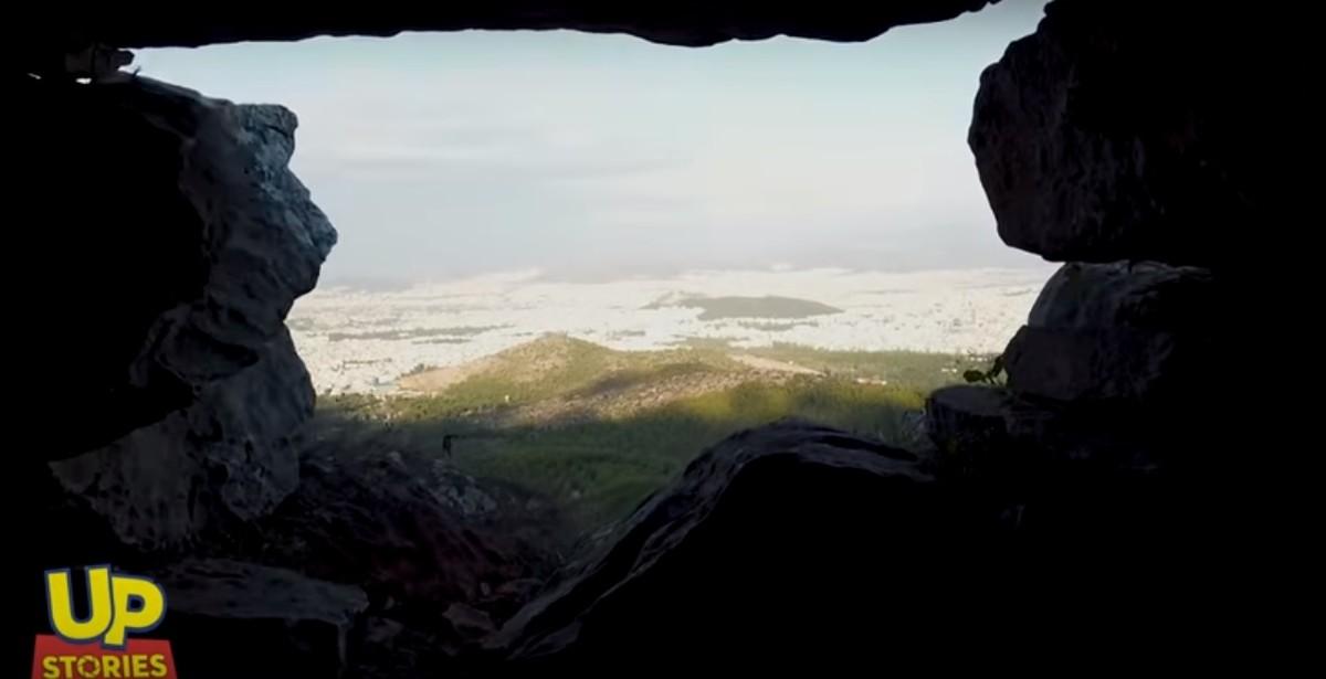 Η άγνωστη αρχαιότερη κατοικία της Αττικής (video)
