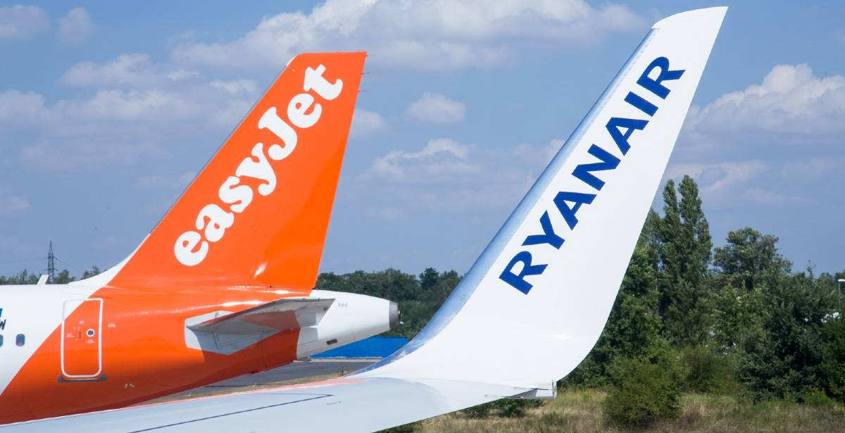 EasyJet και Ryanair