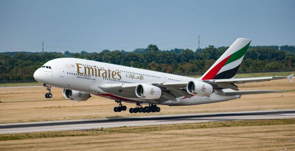 Emirates πολιτική απαλλαγής
