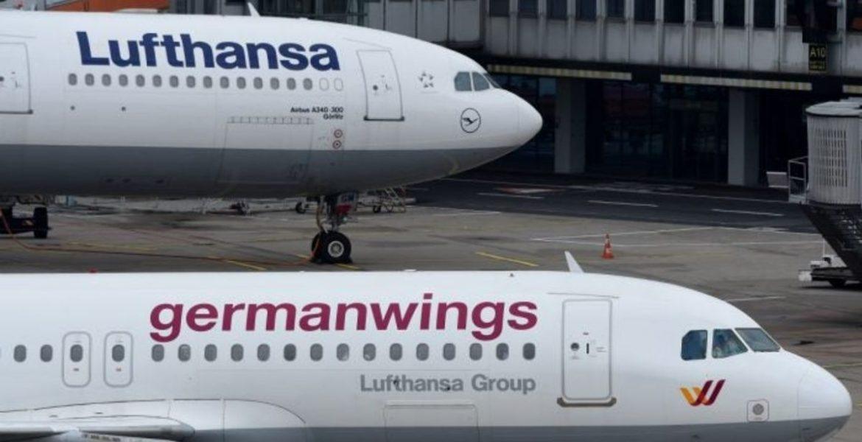 Germanwings αναστολή, Lufthansa