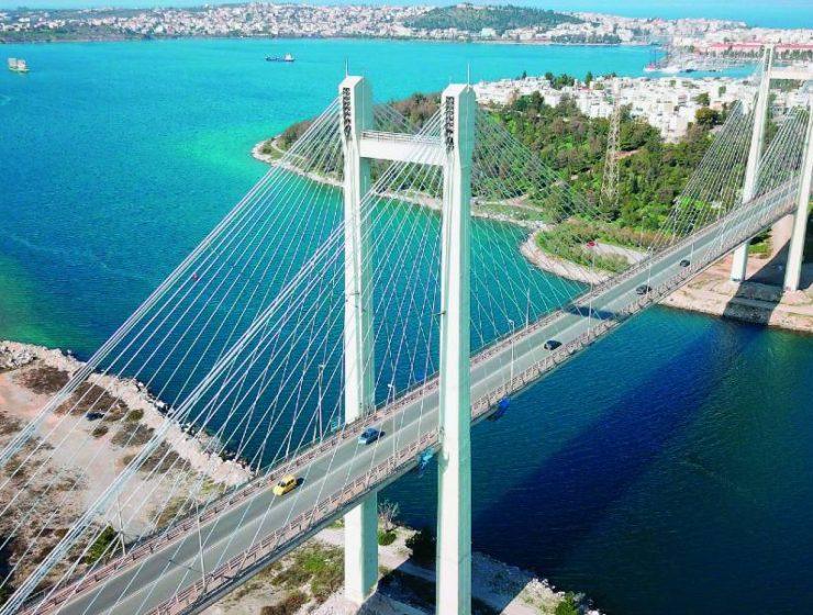 Ταξίδι στη Χαλκίδα - Κρεμαστή γέφυρα