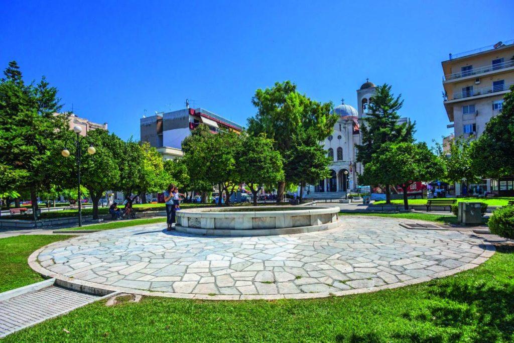 Πλατεία Αγίου Νικολάου, Χαλκίδα