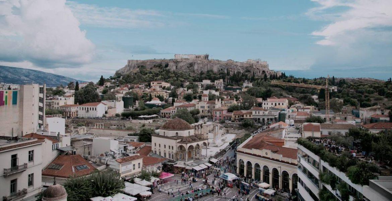 Ελλάδα τουρισμός 2020