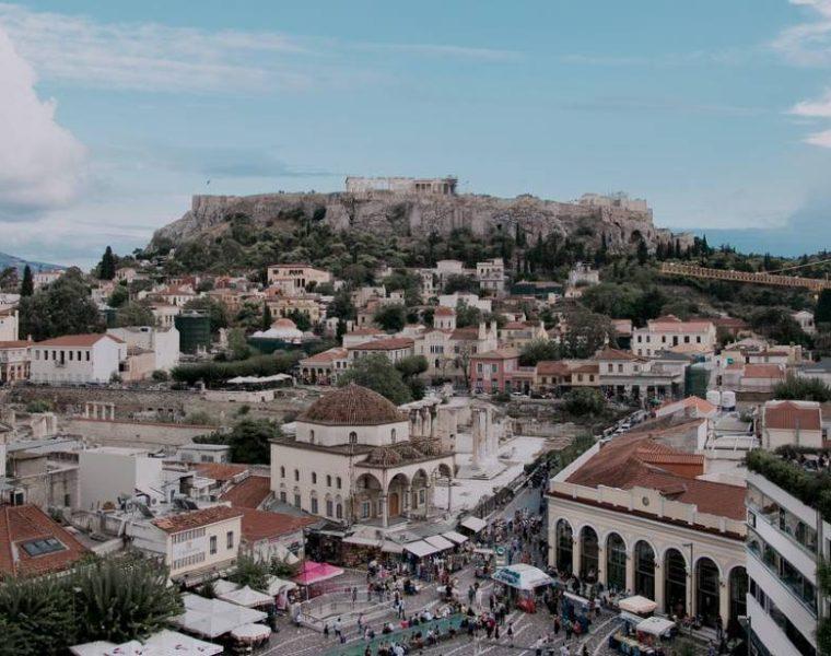 Αθήνα απο ψηλά