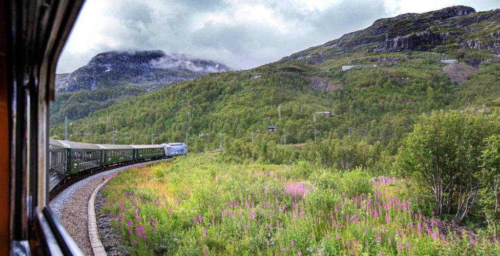 The Flam Railway, Νορβηγία ταξίδι με τρένο