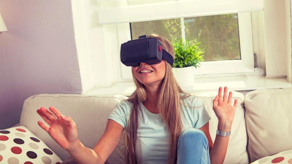 Virtual Reality ταξίδια