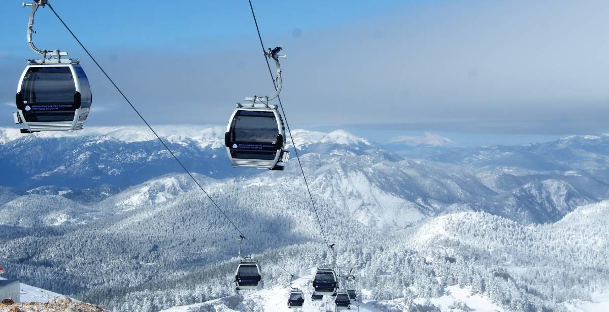 Κλείνουν οριστικά τα Χιονοδρομικά Κέντρα Παρνασσού και Βόρα-Καϊμακτσαλάν για τη φετινή περίοδο 2019-2020