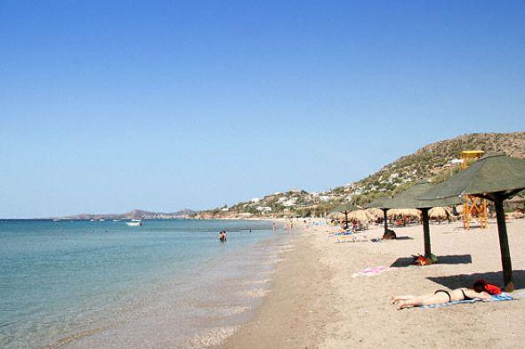 Άγιος Δημήτριος παραλία