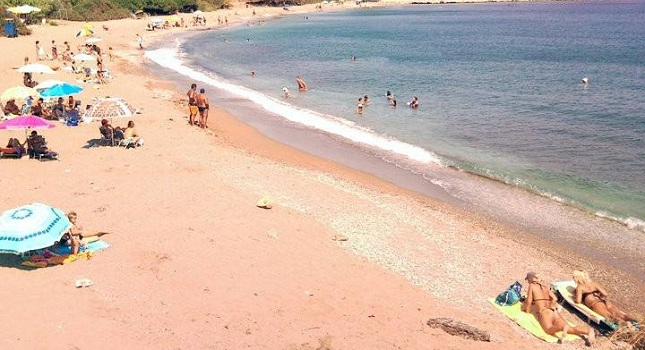 Βρωμοπούσι παραλία