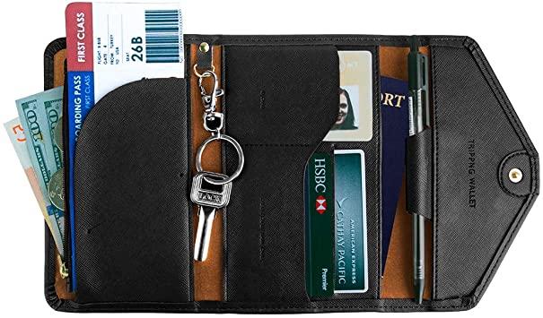 zoppen ταξιδιωτικό πορτοφόλι