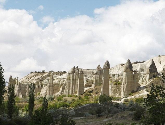 Οι καμινάδες των νεραϊδών της Τουρκίας είναι Μνημείο Παγκόσμιας Κληρονομιάς της UNESCO